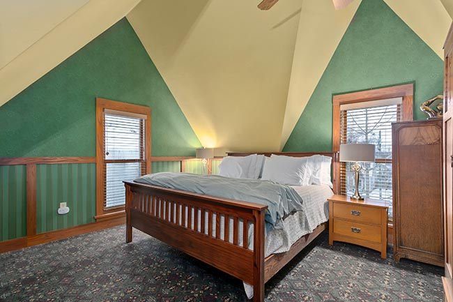 Craftsman Suite at Black Walnut Bed and Breakfast in Door County, WI